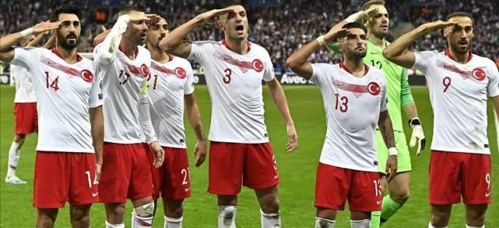 هدفا مباراة تركيا وفرنسا في تصفيات يورو 2020