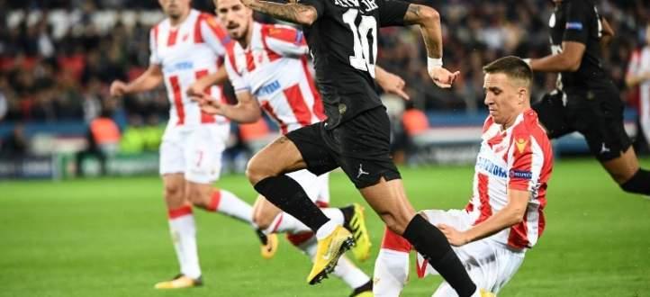اهداف مباراة باريس سان جيرمان وكرفينا زفيزدا في دوري الابطال