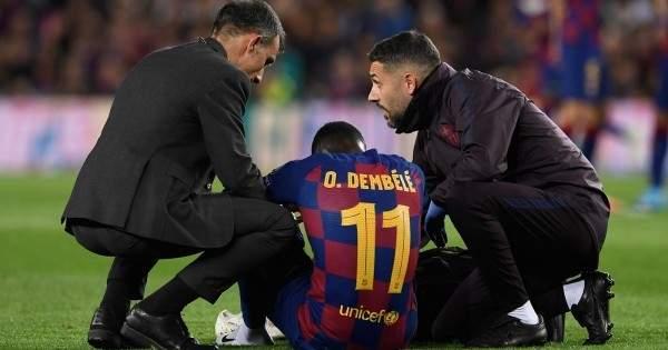عثمان ديمبيلي يترك برشلونة