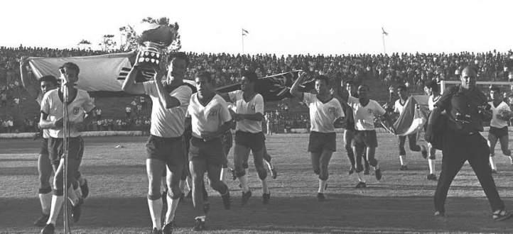 عندما شاركت اسرائيل في كأس آسيا وتواجهت مع ايران!