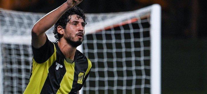 تعليق أحمد حجازي بعد تسجيله هدفا حاسما لاتحاد جدة