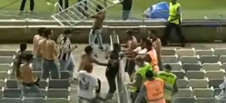اشكال بين جماهير كروزيرو ومينيرو في البرازيل واتهام 7 منهم بالشروع في القتل