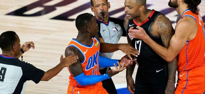 NBA تغرم شرودر وتاكر بمبلغ 25 الف دولار اميركي