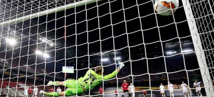 اهم مجريات مباراة مانشستر يونايتد - كوبنهاغن