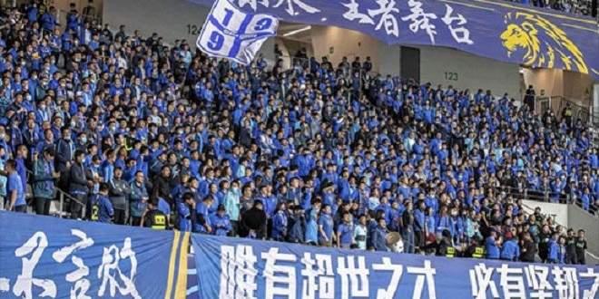 وكأن كورونا غير موجود.. نهائي الدوري الصيني بحضور جماهيري غير مسبوق