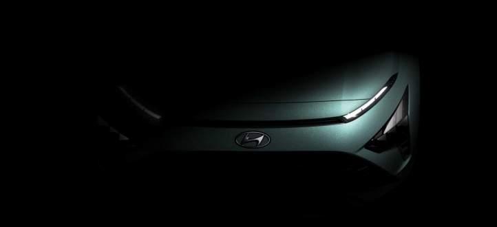 هيونداي تكشف عن تصميم سيارة Bayon