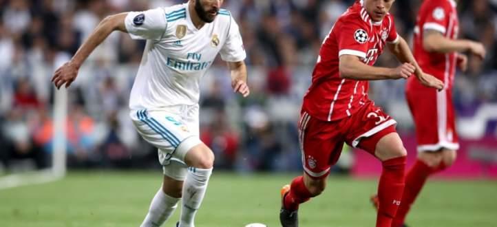 اهدف مباراة ريال مدريد وبايرن ميونيخ في اياب نصف نهائي دوري ابطال اوروبا