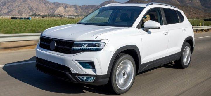 تعرف على مميزات سيارة Volkswagen Taos الجديدة