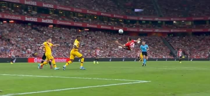 فيديو: اهم مجريات مباراة اتلتيك بلباو - برشلونة