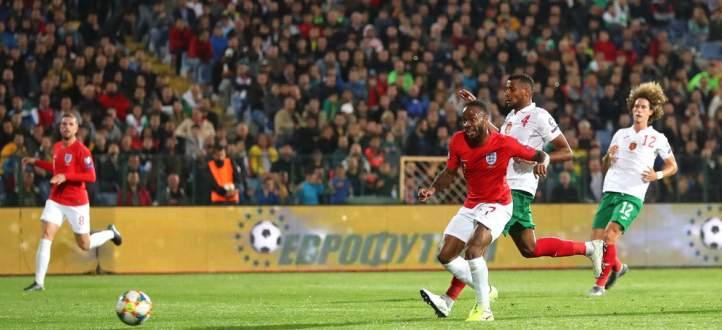 اهداف مباراة بلغاريا - انكلترا