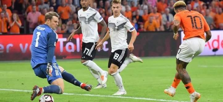 اهداف مباراة هولندا والمانيا الاربعة