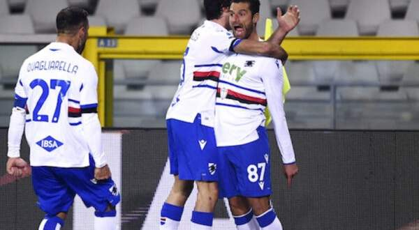 اهداف مباراة تورينو وسامبدوريا في الدوري الايطالي
