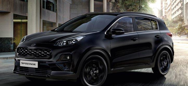 كيا تكشف عن سيارات Black Edition من سلسلة Sportage
