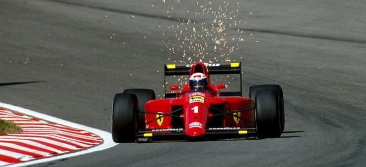حنين الى ماضي الفورمولا 1 : الآن بروست في سباق مونزا 1991