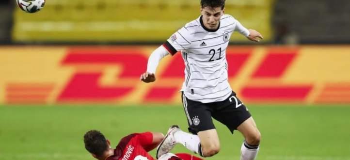اهم مجريات مباراة المانيا - سويسرا
