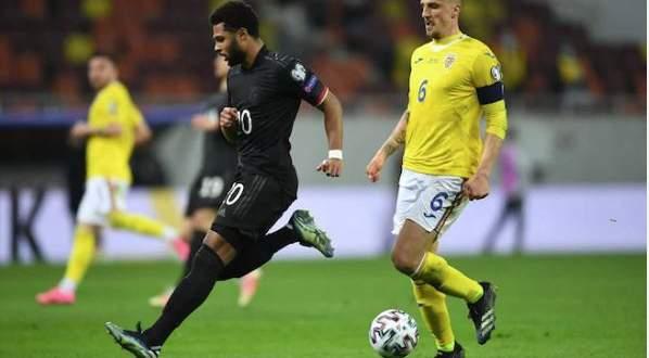 إحصاءات من مباراة المانيا - رومانيا