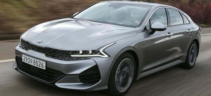 كيا تطلق نموذج جديد من سيارات Optima