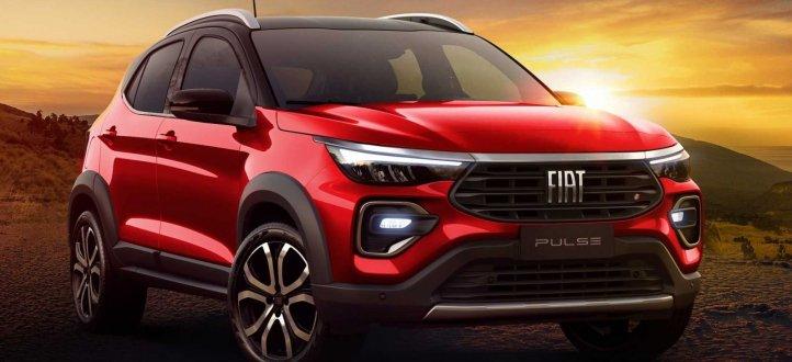 Fiat تكشف عن تصميم Pulse الجديدة