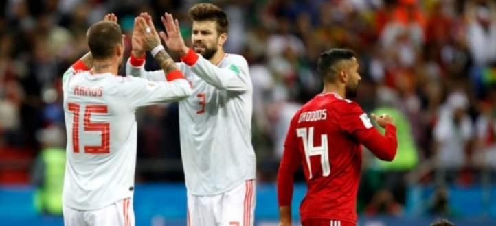فيديو : كأس العالم 2018 : 5 أمور بارزة – إسبانيا 1-0 ايران