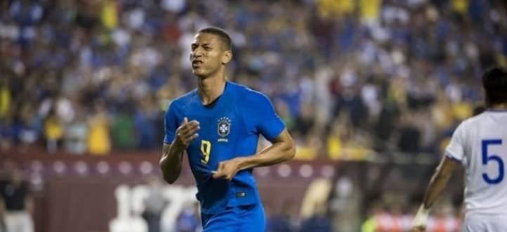ردّة فعل ريتشارليسون بعد إستدعائه لمنتخب البرازيل
