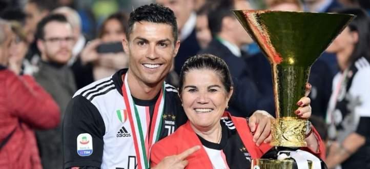 لقب الدوري الإيطالي يرتطم بوجه رونالدو جونيور