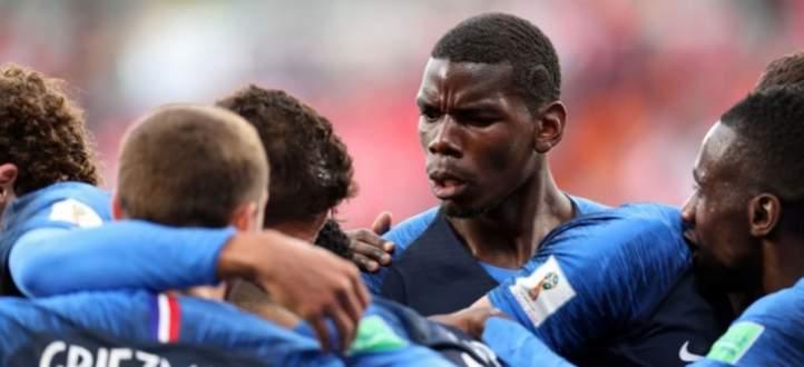 منتخب فرنسا يعاود تدريباته استعدادًا لموقعة الأرجنتين