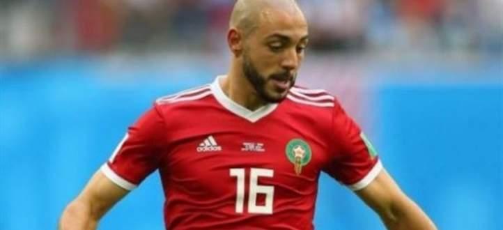 طبيب المنتخب المغربي: مرابط لعب وهو مصاب