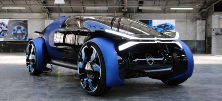 سيارة كهربائية من Citroen تفوق الخيال