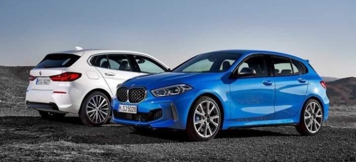 BMW تطرح نموذج جديد من Series 1