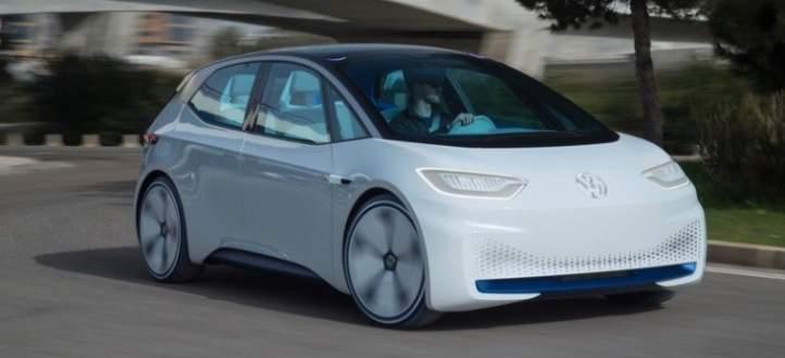 فولكس فاغن تطلق سيارة كهربائية مميزة