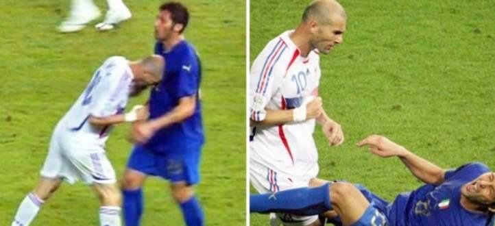 فيديو من الذاكرة: نطحة زيدان لماتيراتزي في نهائي كأس العالم