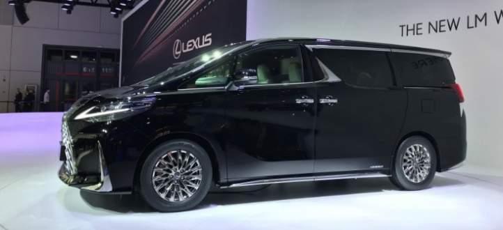 الفان الأفخم في العالم من Lexus