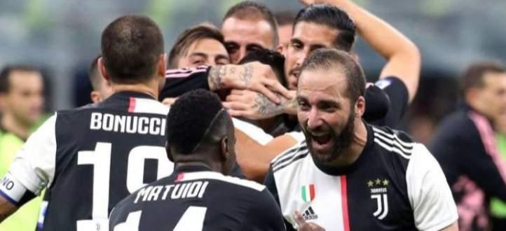 اهداف مباراة انتر ميلان ويوفنتوس في قمة الاسبوع السابع من الدوري الايطالي