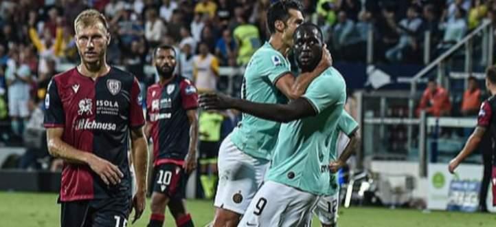 لوكاكو يتعرض للتهجم العنصري امام كالياري