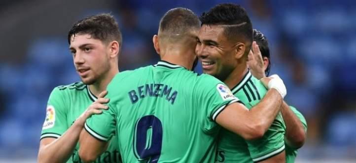 ابرز مجريات مباراة ريال مدريد واسبانيول