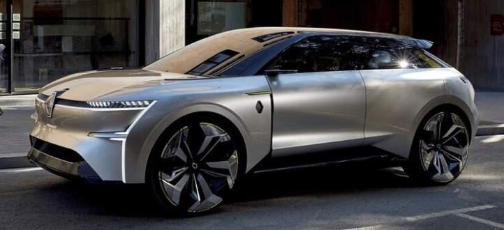 رينو تطرح سيارة شبيهة بسيارات الخيال