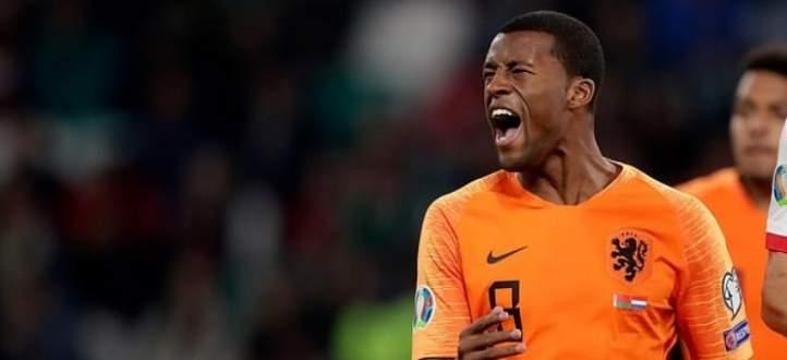 اهداف مباراة هولندا وبيلاروسيا في تصفيات يورو 2020