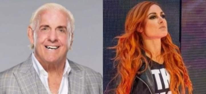 فلير يهدّد بمقاضاة اتحاد المصارعة WWE