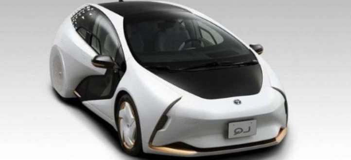 تعرف على سيارة LQ الكهربائية من تويوتا