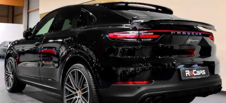 بورش تطلق نموذجين جديدين من سيارات Cayenne