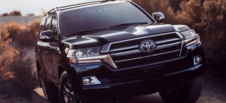 تويوتا تستعد لإطلاق نموذج جديد من لاند كروزر