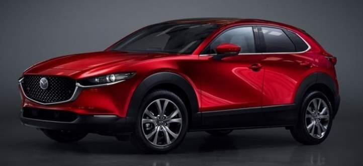 مازدا تطلق النموذج الجديد من CX-30