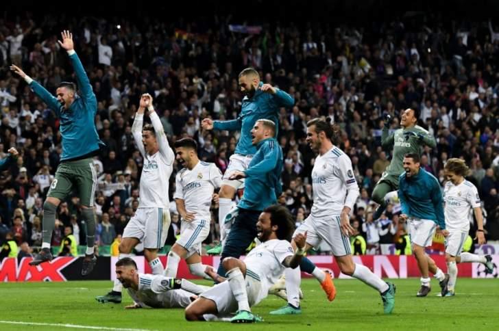 موجز الصباح: ريال مدريد إلى النهائي روما لريمونتادا جديدة وفوز كليفلاند وغولدن ستايت