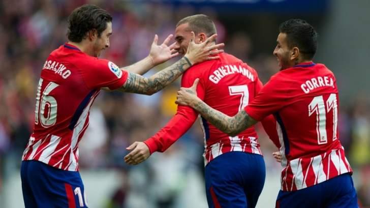 رقم مميّز لأتلتيكو مدريد على أرضه