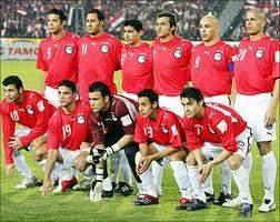 منتخب مصر يصل إلى الامارات