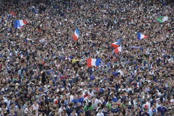 فرنسا تحشد قواتها لتأمين متابعة نهائي كأس العالم من أي