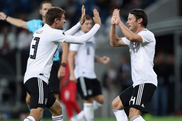 فوز هزيل لالمانيا امام البيرو وتعديلات لوف الجديدة لا تزال مستترة