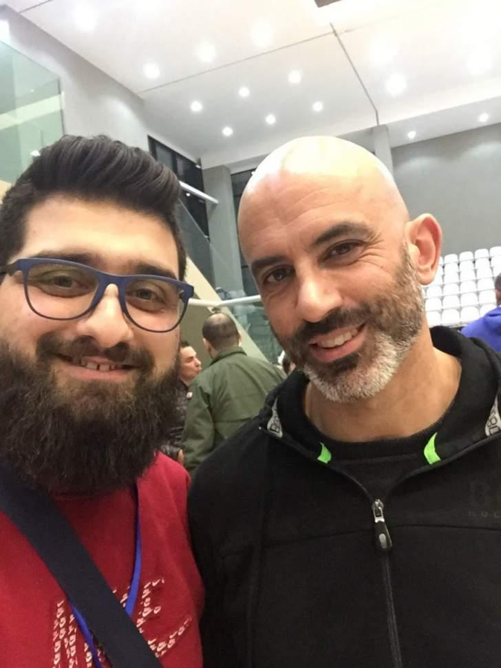 خاص - مروان خليل : نحارب للبقاء في الاولى وتفوقوا علينا بالاحتياط