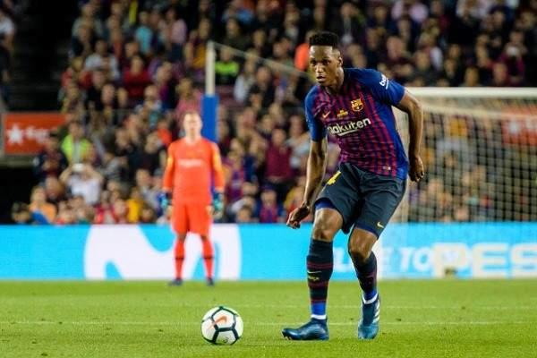 مينا : سأقدم كل شيء سواء كنت في برشلونة أو فريق أخر