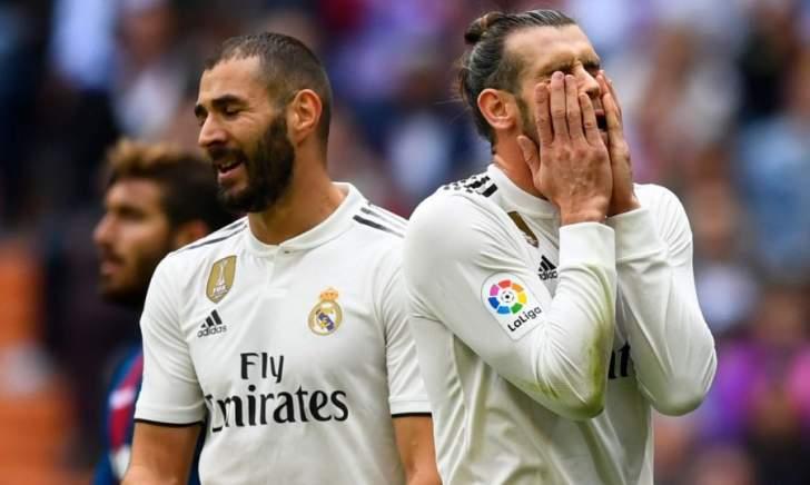 مصير لوبيتيغي على المحك بعد خسارة ريال مدريد امام ليفانتي